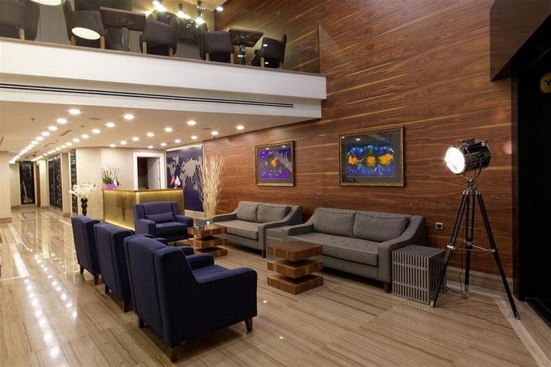 Lobby Inera Hotel Pendik