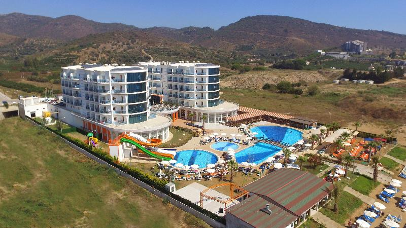 General view Notion Kesre Beach Hotel&spa Ozdere