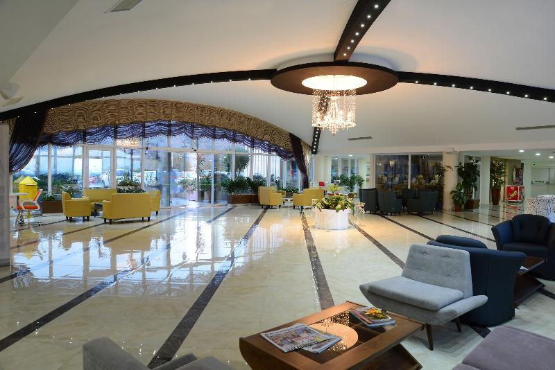 Lobby Notion Kesre Beach Hotel&spa Ozdere