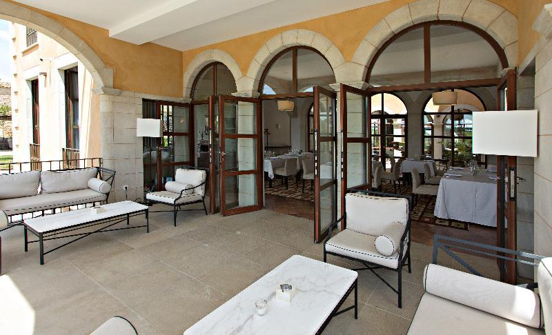 Terrace Sercotel Hotel Casa Anamaria