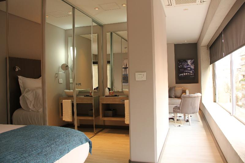Room Hotel Cityflats Bogotá