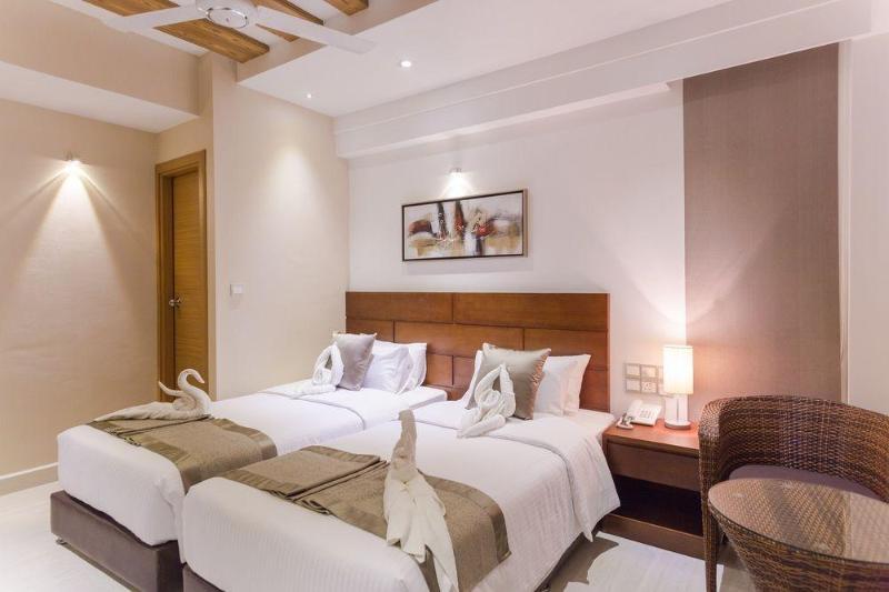 General view Hotel Ocean Grand