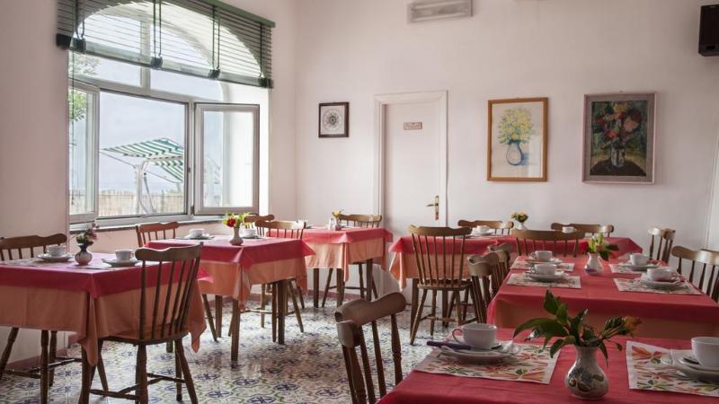 Restaurant B&b Luna Di Miele