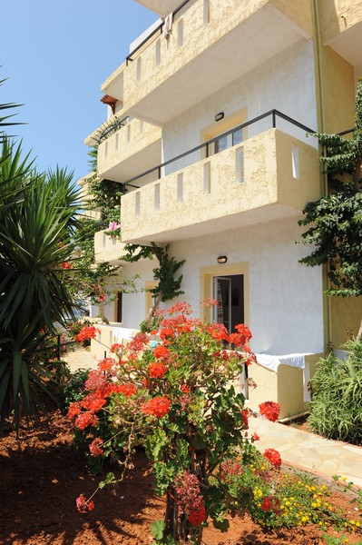 General view Stelios Residence