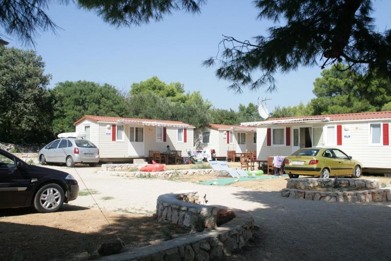 General view Rivijera Mobile Homes Miran Pirovac