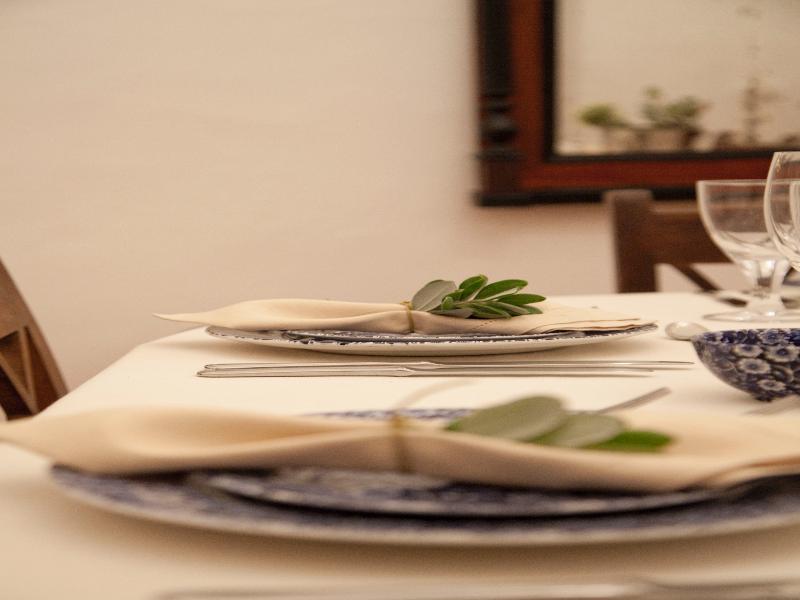 Restaurant The Vasilicos Caldera Heritage Suites