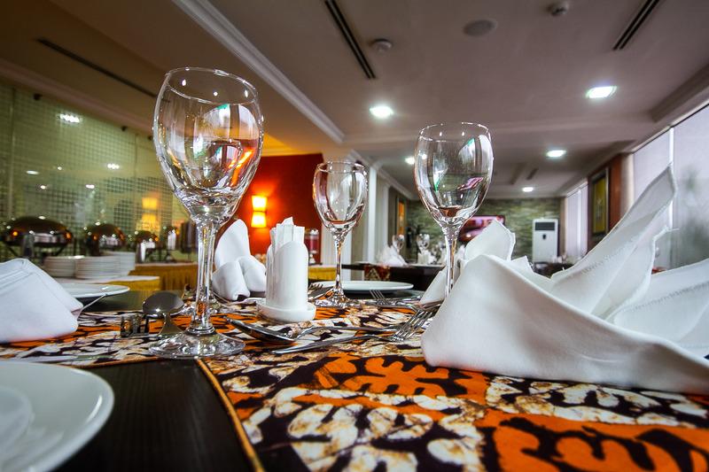 Restaurant Golf View Hotel & Suites Ikeja
