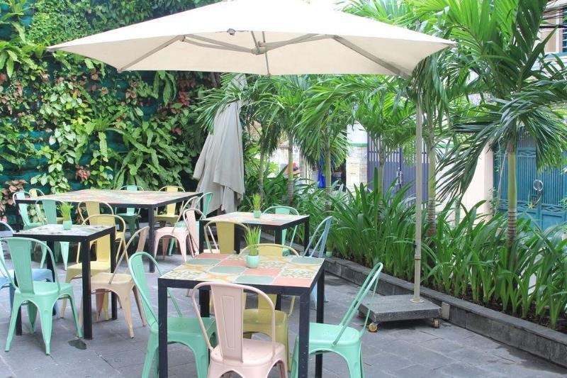 General view I Am Vietnam Boutique Hotel