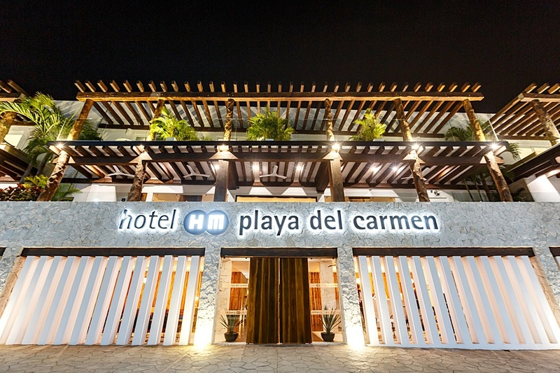 General view Hm Playa Del Carmen