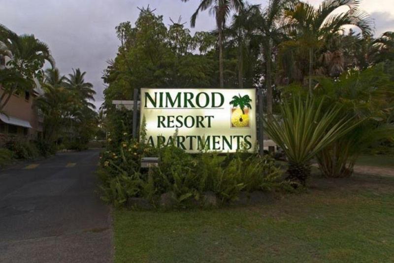 General view Nimrod Resort Apartments