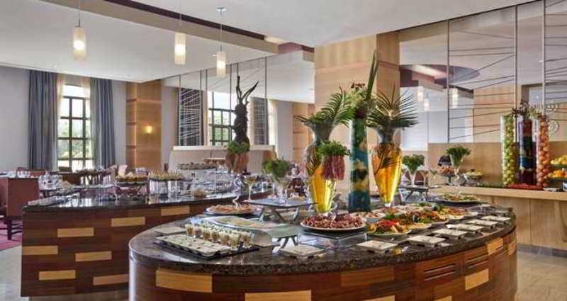 Hilton Malabo - Restaurant - 5