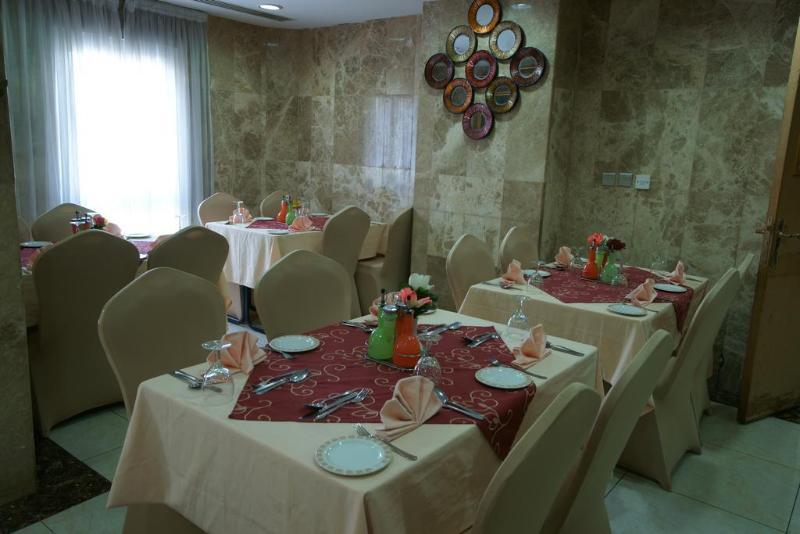 General view Al Mona Ajyad Hotel