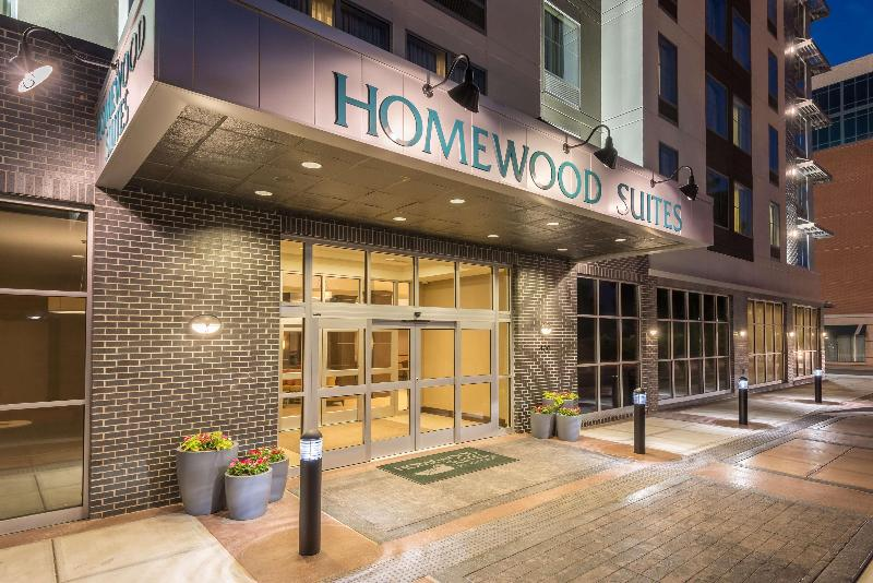 General view Homewood Suites By Hilton Little Rock Downtown, Ar