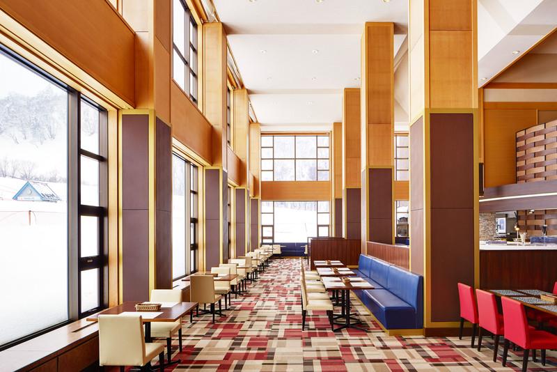 Restaurant Sheraton Hokkaido Kiroro Resort