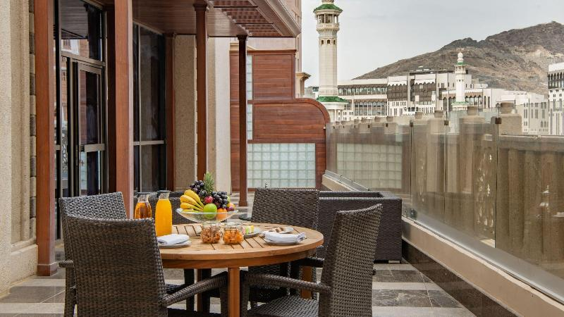 Room Jabal Omar Hyatt Regency Makkah