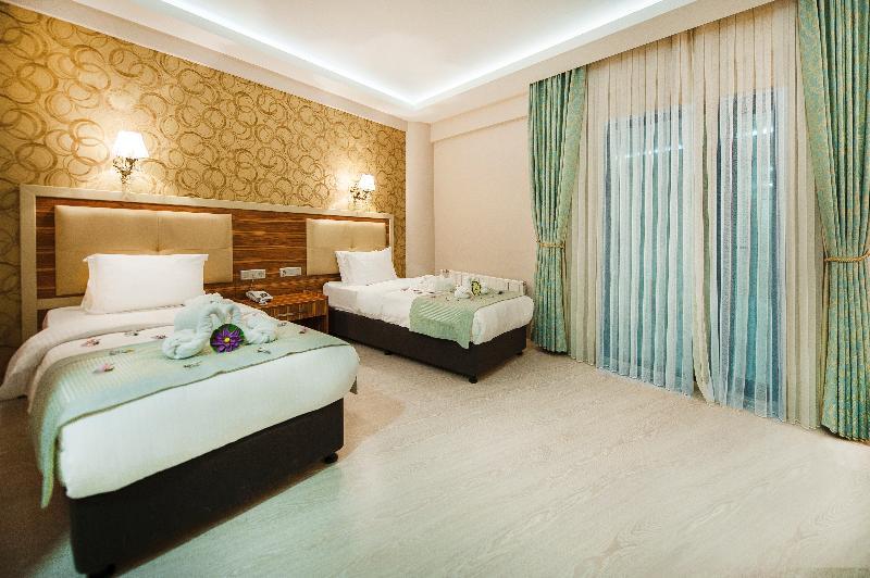 Room White Tuana Thermal Yalova