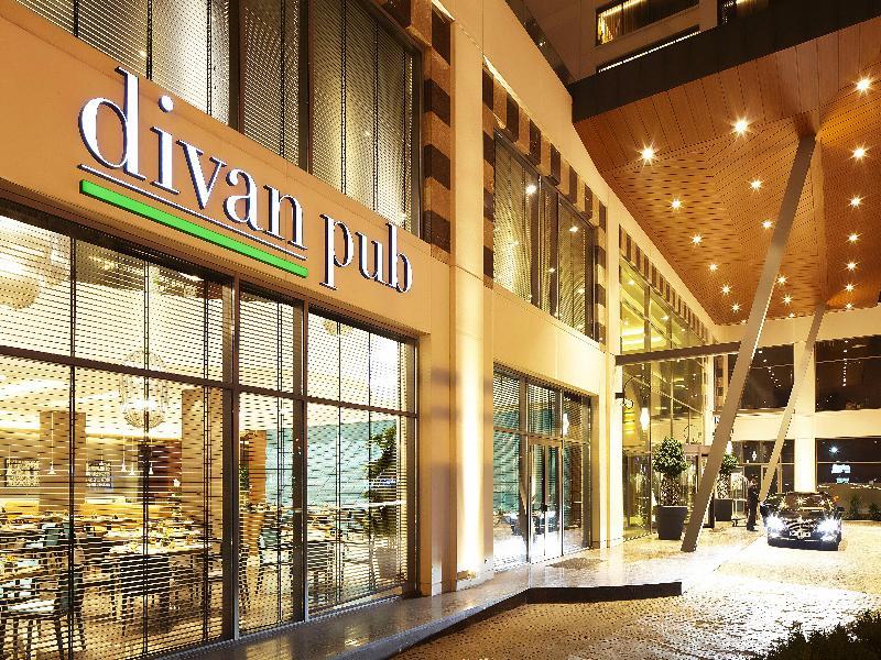 General view Divan Adana Hotel