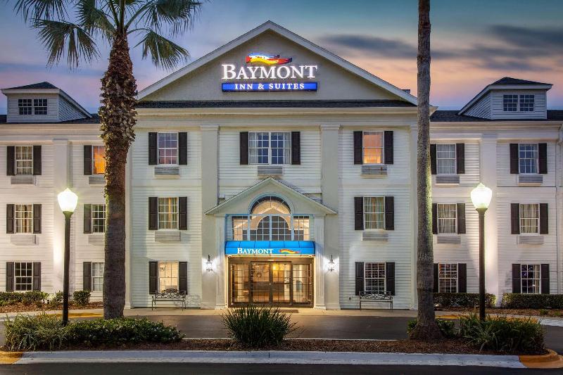 General view Baymont By Wyndham Jacksonville/butler Blvd