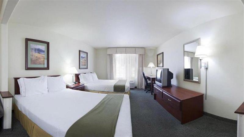 General view Days Inn & Suites Parachute