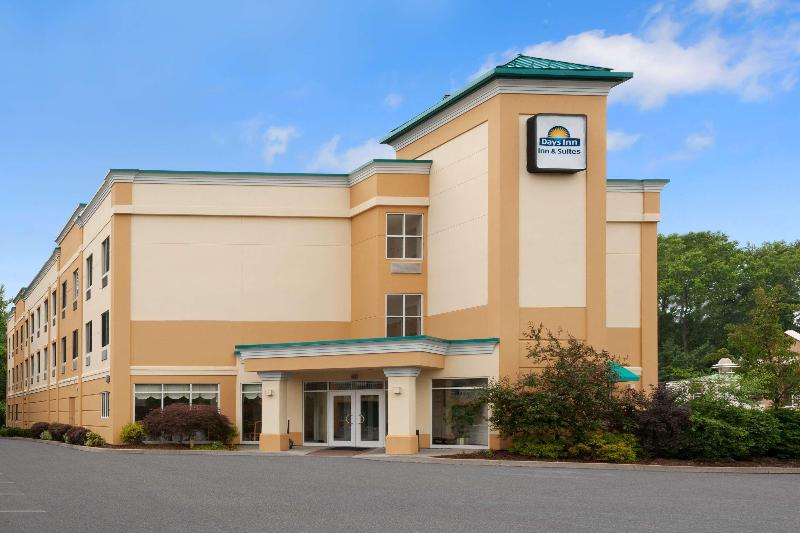 General view Days Inn & Suites By Wyndham Albany