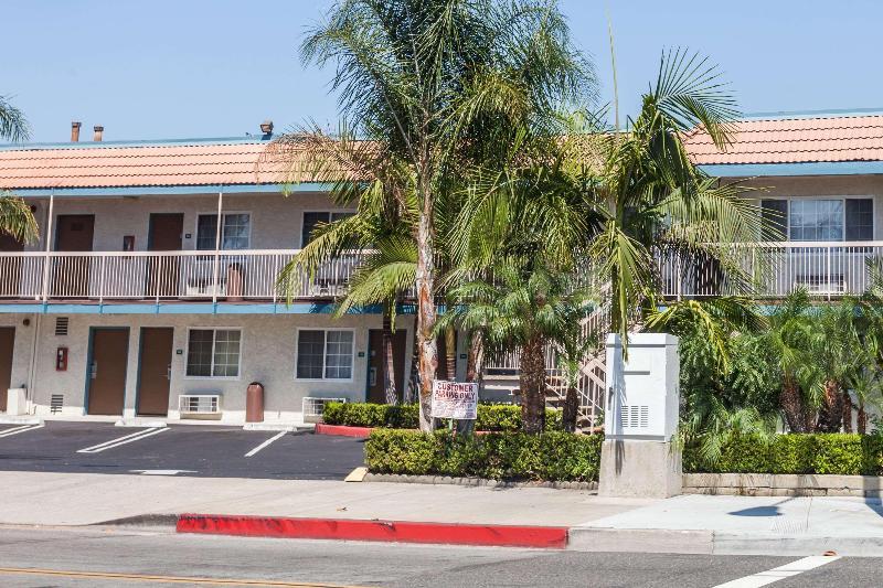 General view Travelodge By Wyndham Fullerton Near Anaheim