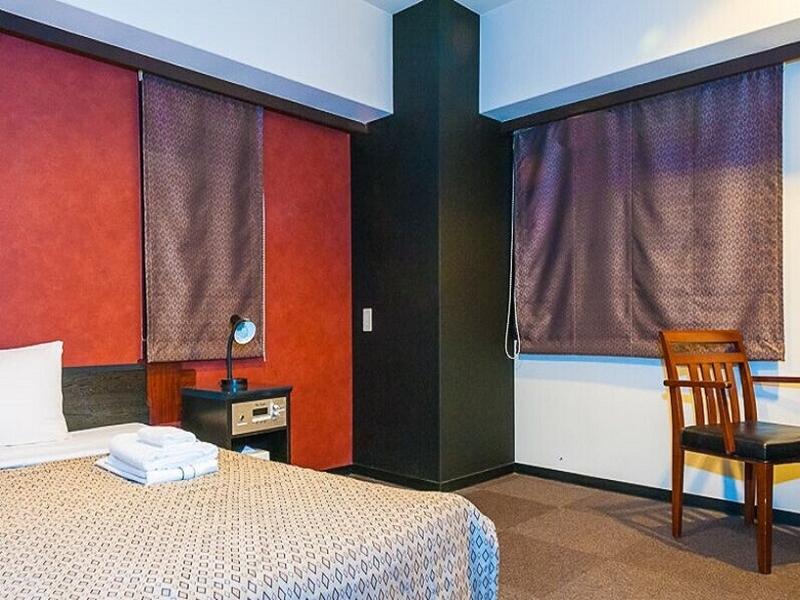 Room Nissei Hotel Fukuoka