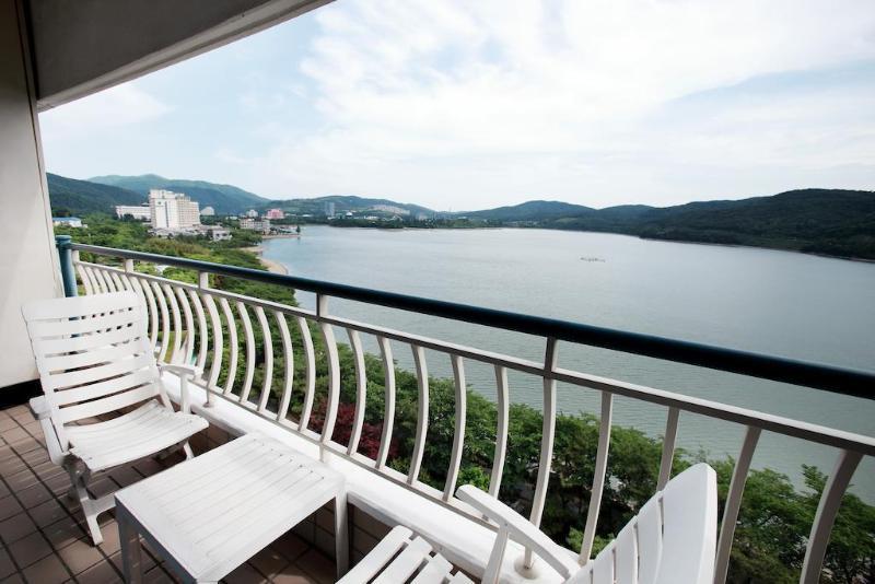 General view Gyeongju Hyundai Hotel
