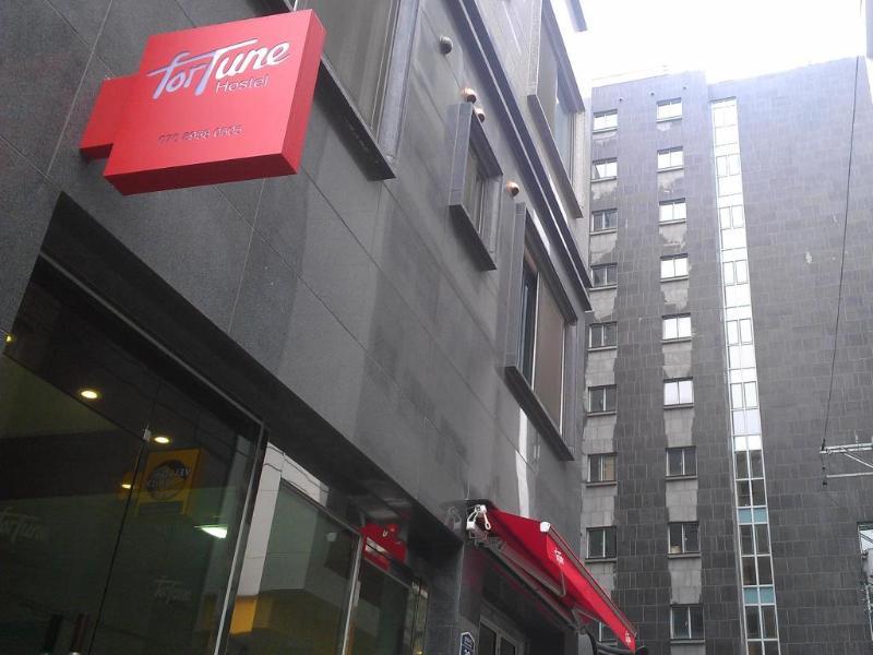 General view Fortune Hostel Jongno
