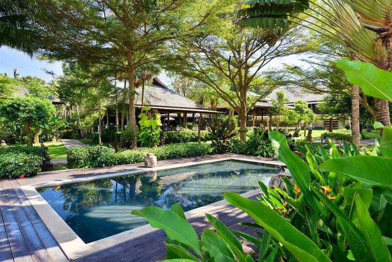General view Royal Riverkwai Resort & Spa