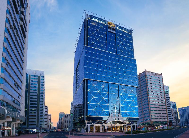 General view Jannah Burj Al Sarab
