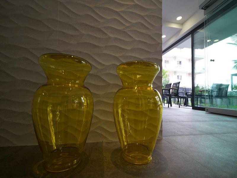 Lobby Olympus Thalassea Boutique Hotel