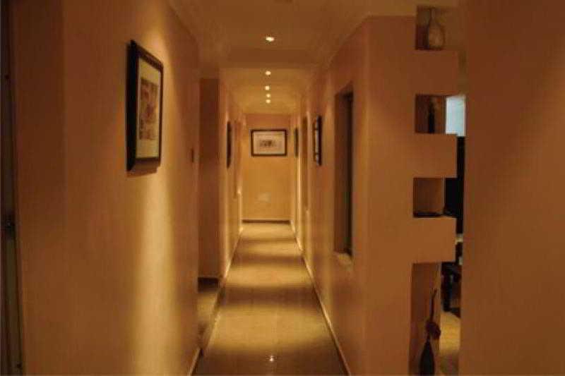 Lobby Berkshire Hotel Maitama