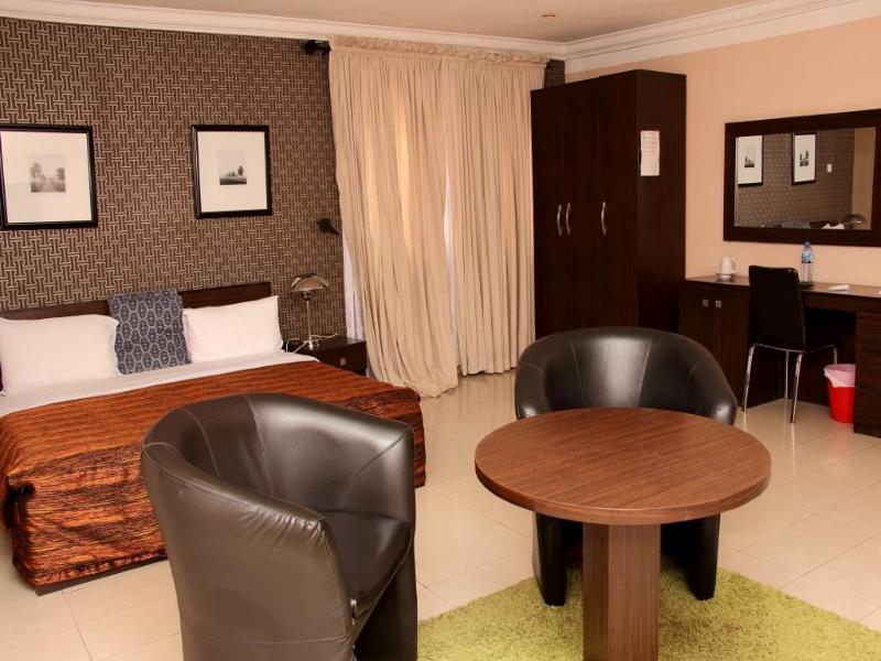 Room Berkshire Hotel Maitama