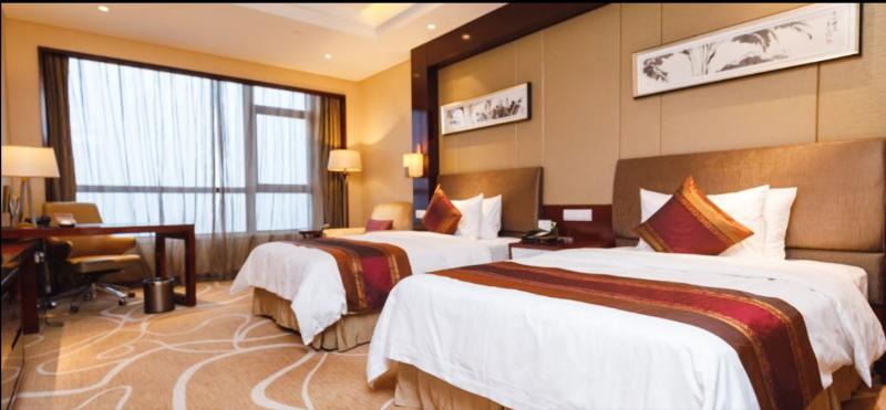 Room Howard Johnson Nanshan Plaza Bengbu