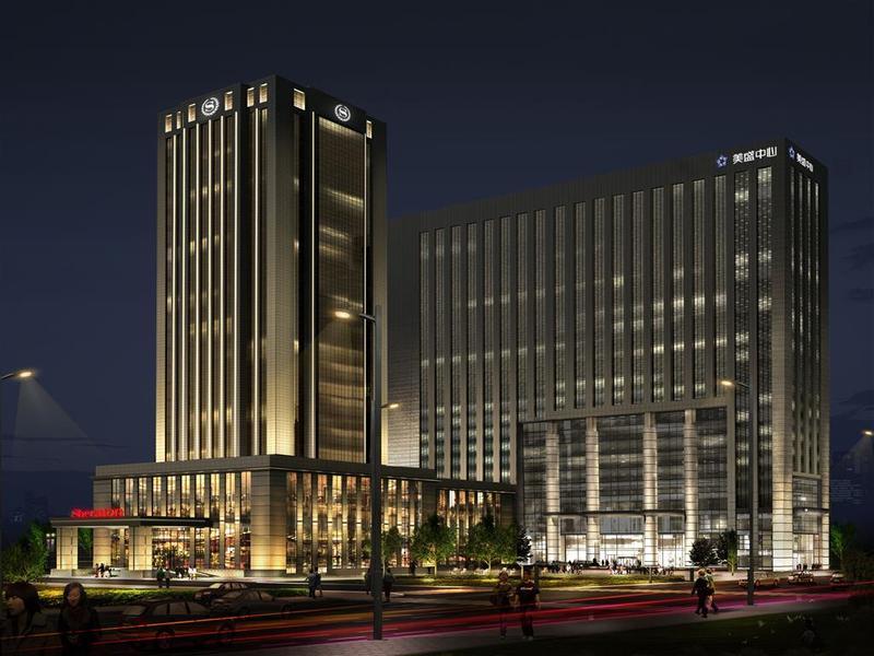 General view Sheraton Zhengzhou Hotel
