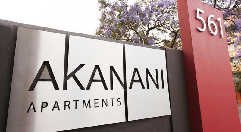 General view Akanani Apartments