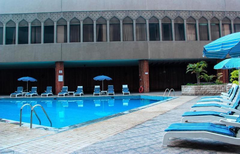 General view Mövenpick Hotel Karachi