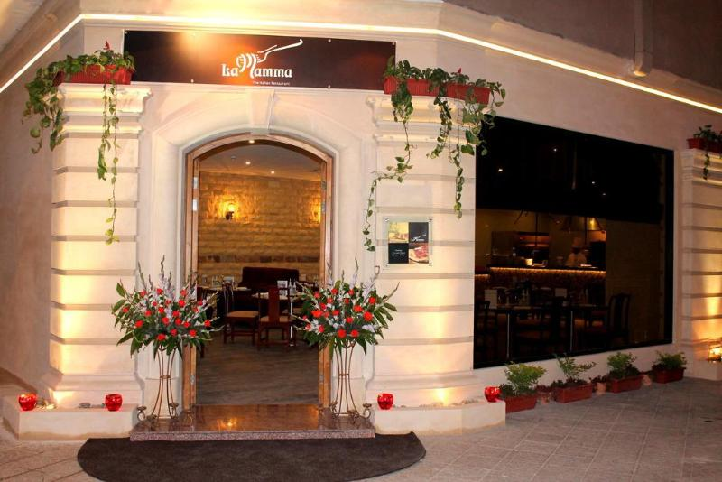 Restaurant Mövenpick Hotel Karachi