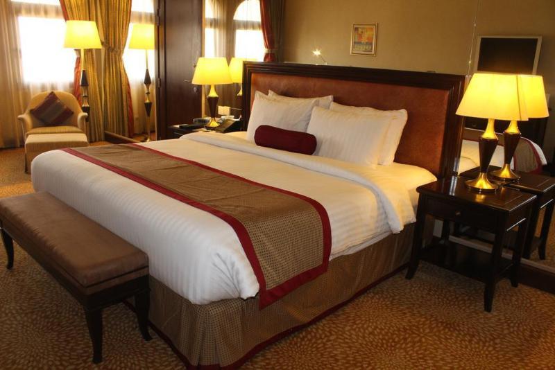 Room Mövenpick Hotel Karachi