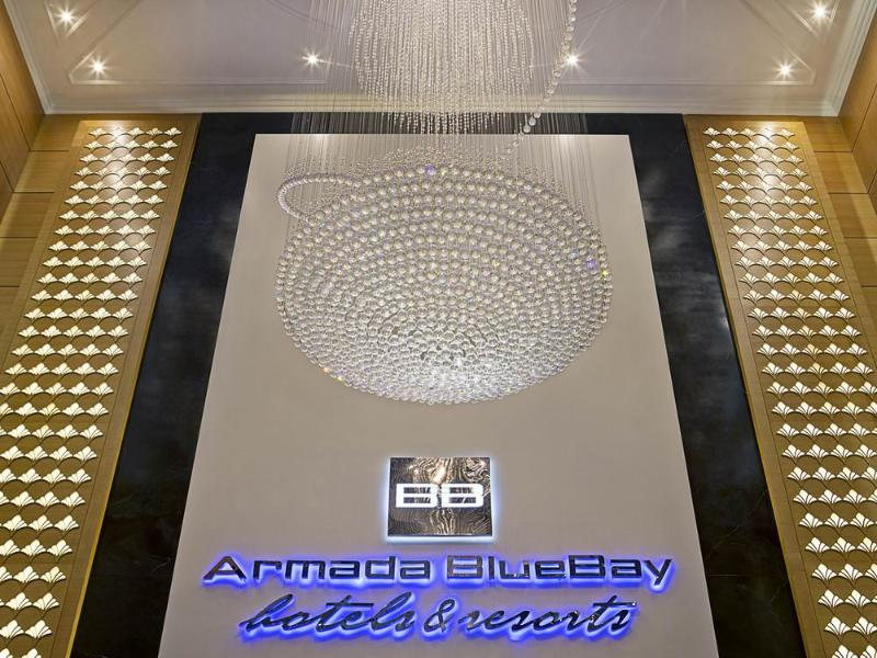 General view Armada Bluebay Hotel