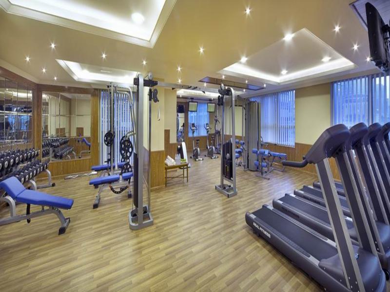 Sports and Entertainment Armada Bluebay Hotel