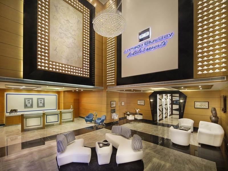 Lobby Armada Bluebay Hotel
