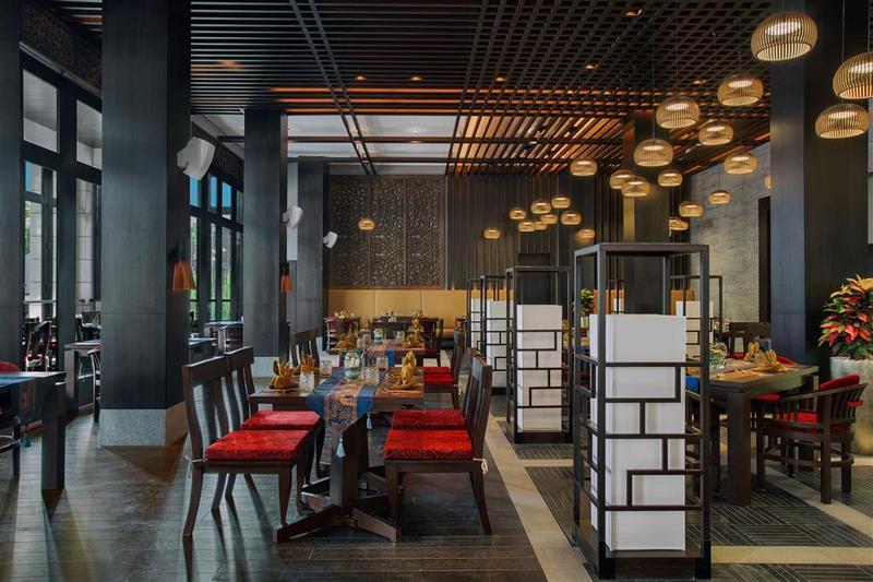 Restaurant The Westin Doha Hotel & Spa, Doha