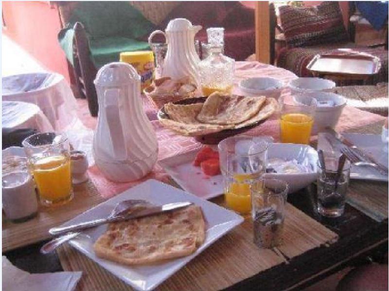 Restaurant Riad Sacr