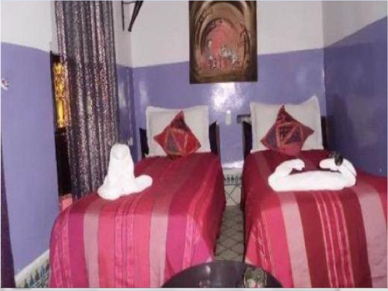 Room Riad Sacr