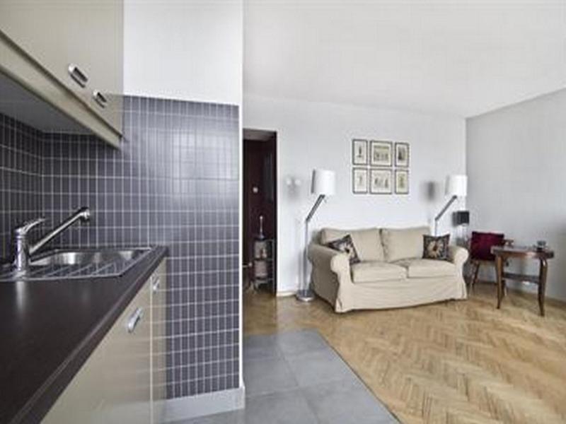 Варшава - P&O Apartments Sluzew