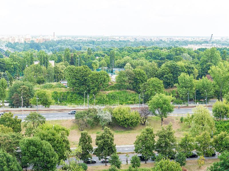General view P&o Apartments Arkadia 7