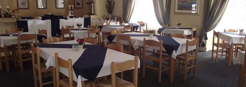 Restaurant The Russel Hotel
