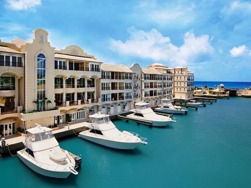 Отель Port Ferdinand Marina And Luxury Residences