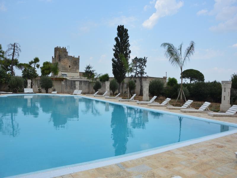 Pool Agriturismo Tenuta Mazzetta